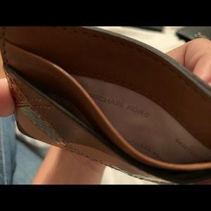 Michael Kors Accessories - Michael Kors Card Wallet